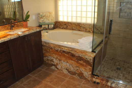 Bath Remodel In N Las Vegas Nevada Bathroom Remodeling