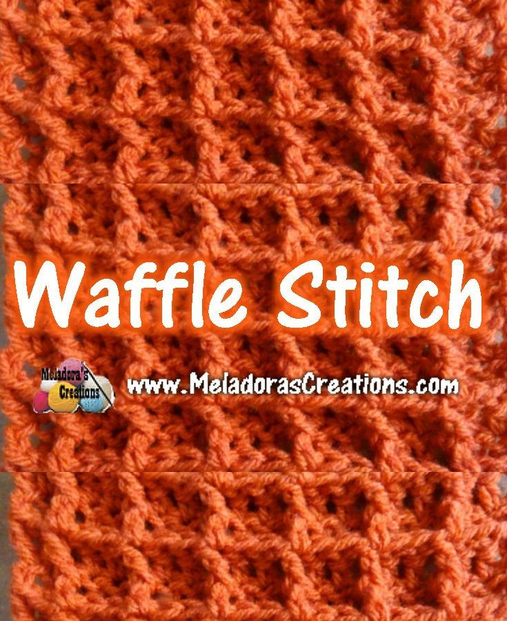 Meladoras Creations   Crochet Stitches Archive   CROCHET   Pinterest ...