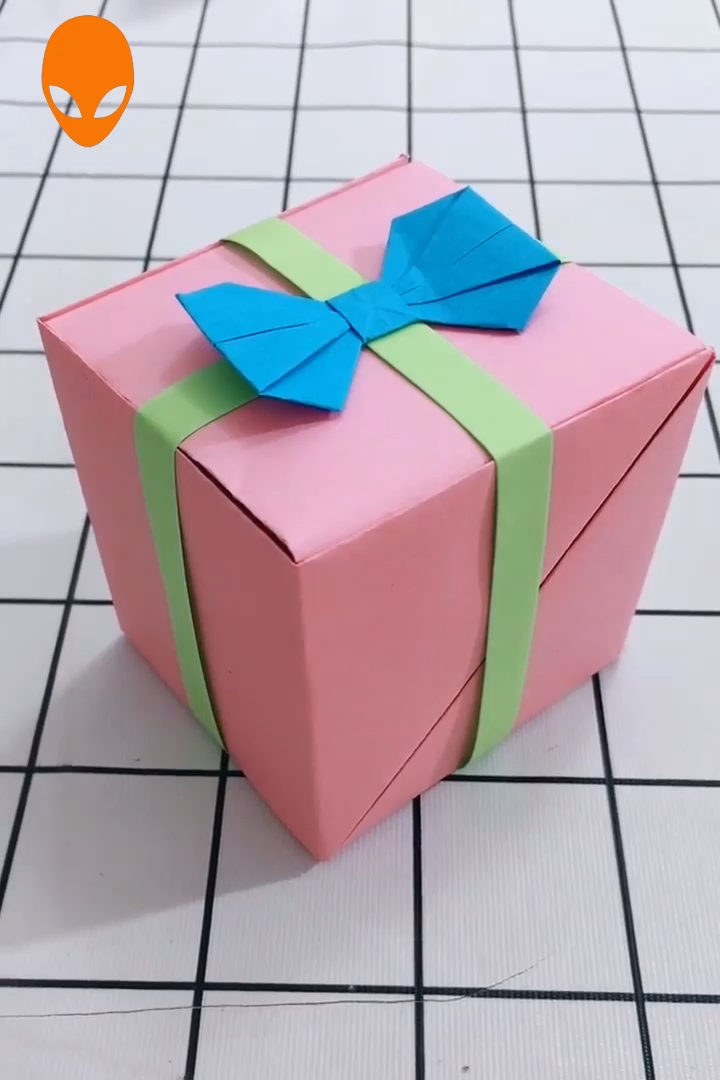 Photo of 15+ Gift Box Origami For Christmas – DIY Tutorials Videos | Part 14