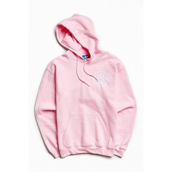 6614b9bd8692 adidas Back Again Hoodie Sweatshirt ( 68) ❤ liked on Polyvore featuring  men s fashion
