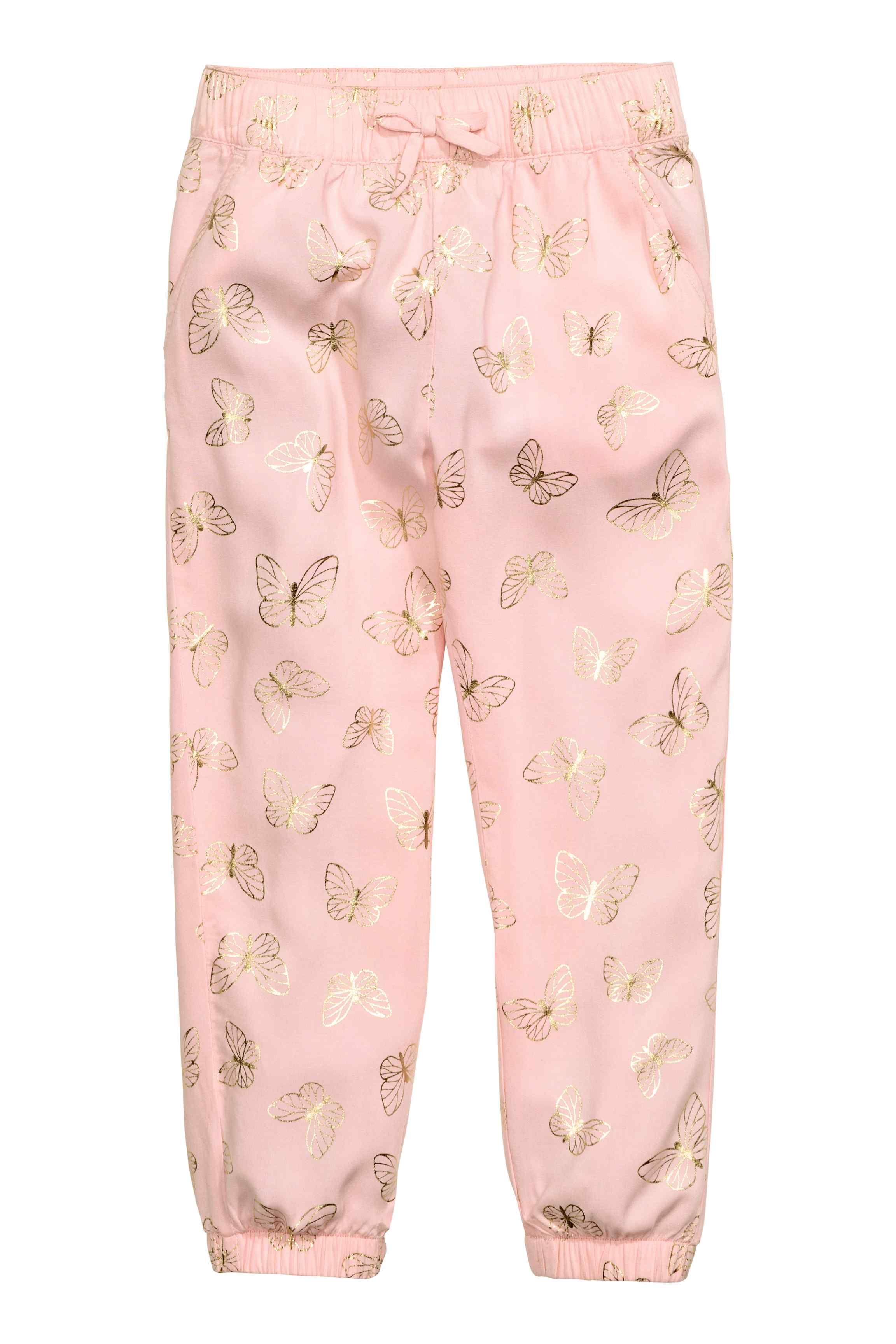 Pantalon jogger à motif | H&M