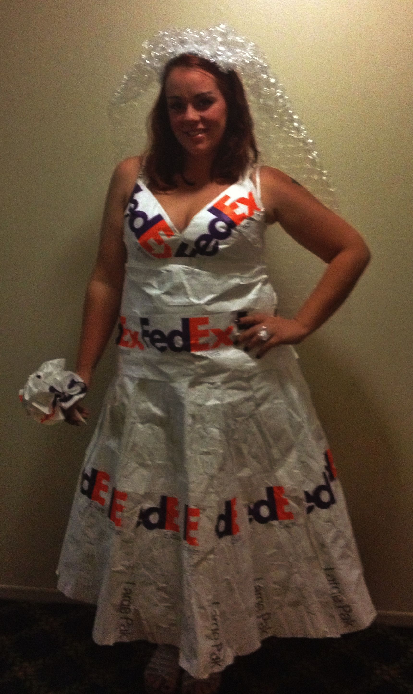 Mail Order Bride Halloween Costume (With images