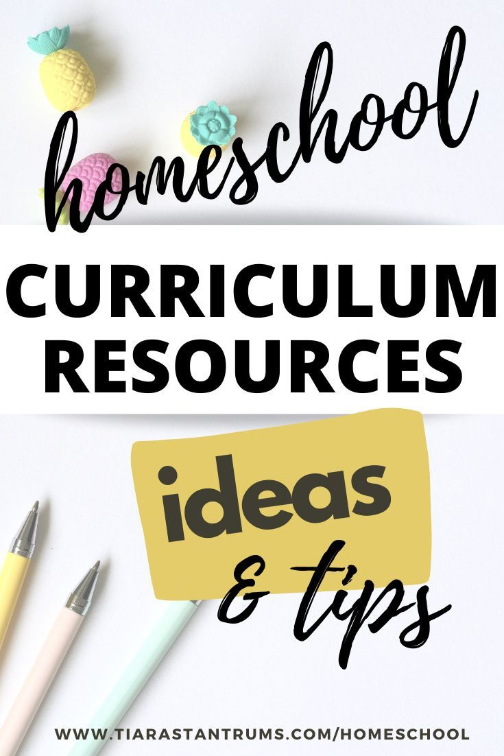 Photo of Homeschool Curriculum Resources, Ideas & Tips —  Tiaras & Tantrums