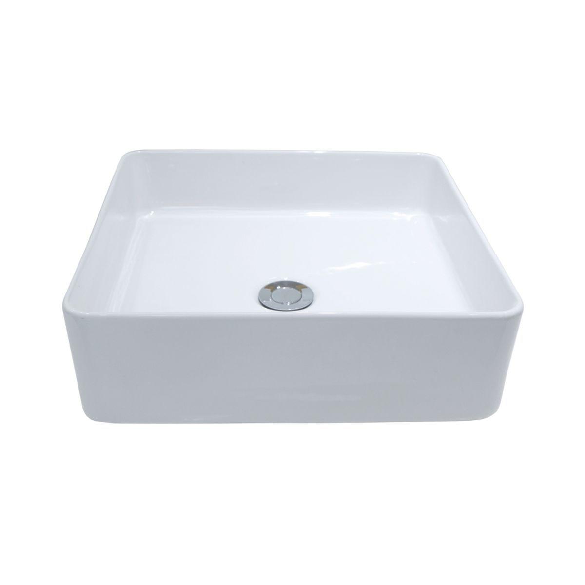 Lavabo da appoggio Eolian bianco | lavanderia | Arredamento ...