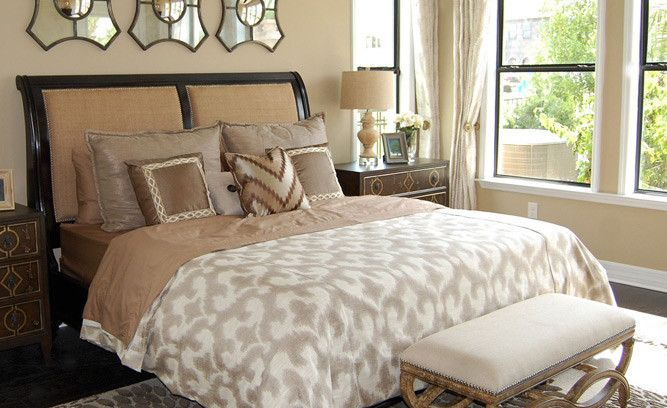 Decorate Your Bedroom On A Budget Inspired By Wayfair