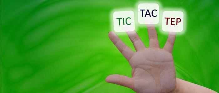 TIC - TAC - TEP
