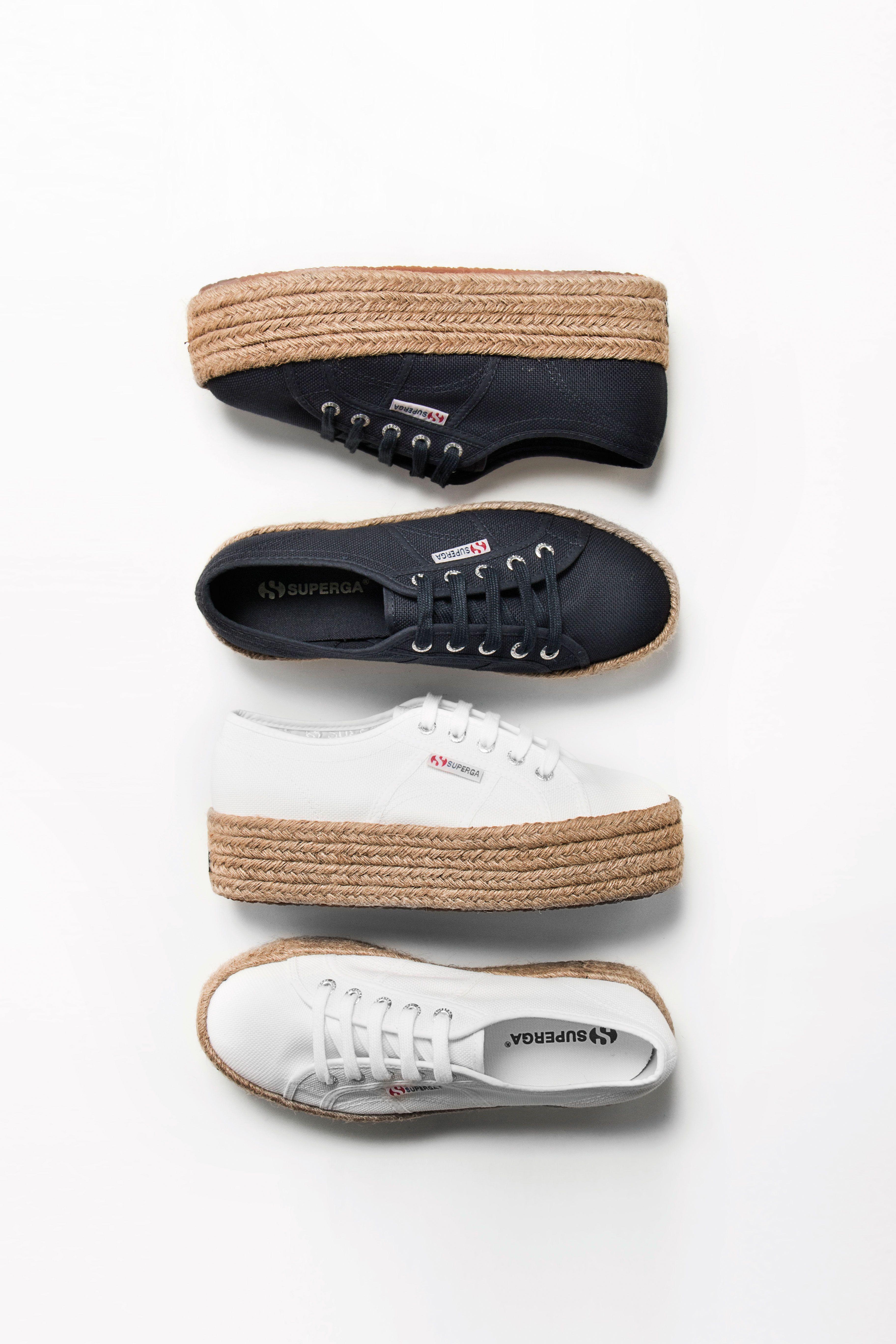 Inspiration | SS17 | Zapatos | | Superga | Cotropew | Zapatos Dream Closet dac150