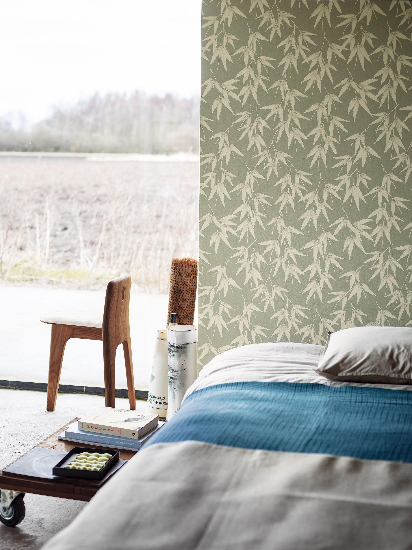 Best Our Stunning Asian Inspired Bamboo Garden Wallpaper In 400 x 300