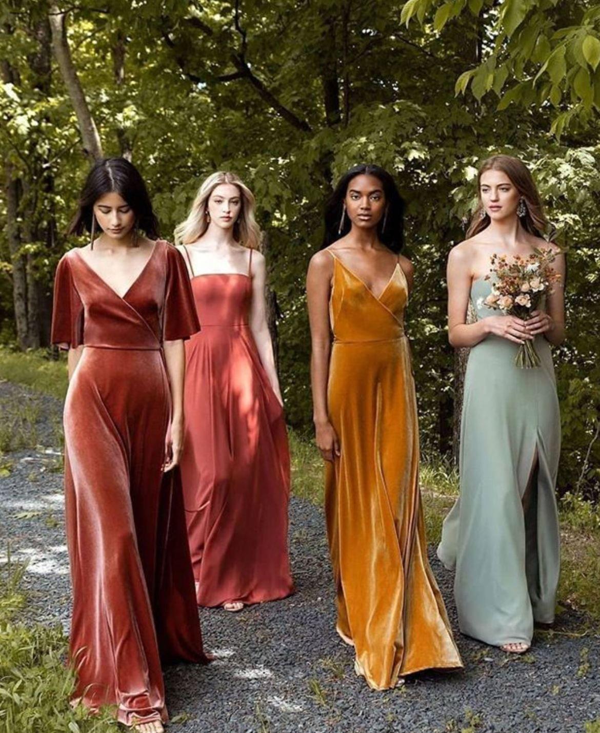 Pemilihan Baju Pengiring Pengantin 12  Pengiring pengantin