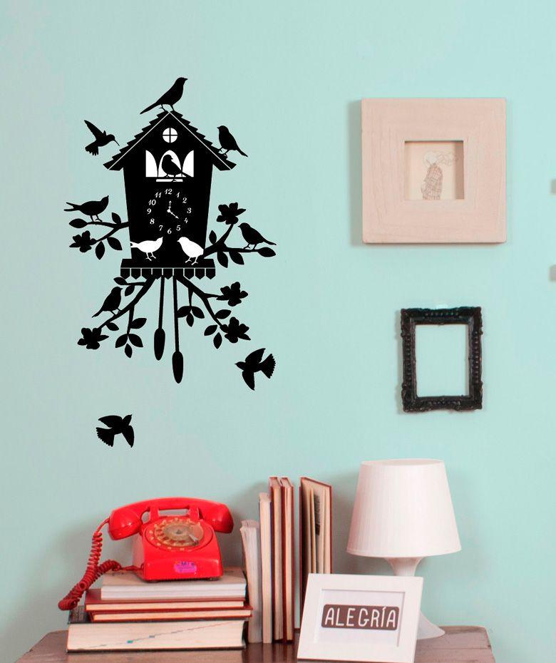 Eco cuc vinilo adhesivo decoraci n de paredes cop encuentra m s vinilos adhesivos - Decoracion paredes vinilos adhesivos ...