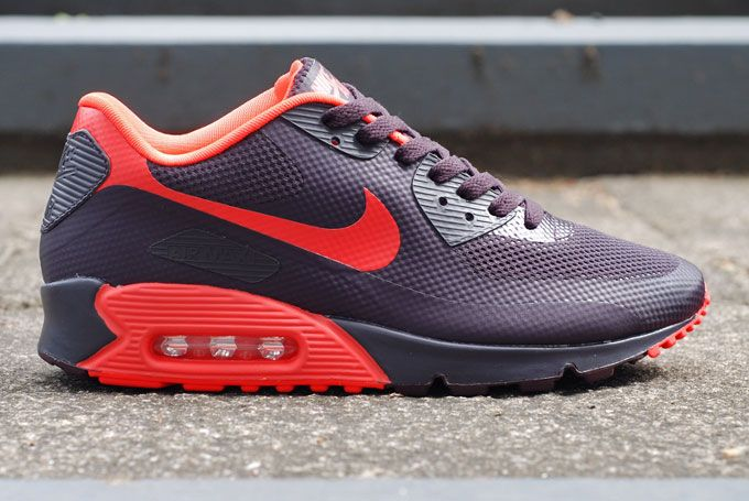 timeless design 2f2df 43694 Nike Air Max 90 Premium Hyperfuse Platinum.Dynamic blue   Port Wine Crimson  ... The shoe consumer is marginally more complicated in 2012. The .