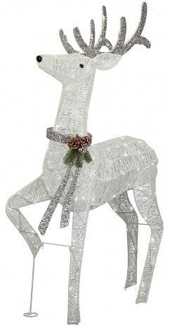 Philips 43 Christmas Led Lit Twinkling Glitter String Buck Pure