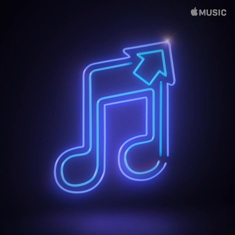 Apple Music Future Big Tracks Apple Music Curated Playlist Artworks Itunes Applemusic A Wallpaper Iphone Neon Music App Design Apple Logo Wallpaper Iphone