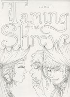 Taming of the Shrew - Cover Art by mimisikokryptonite