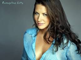 Evangeline lilly lesbian