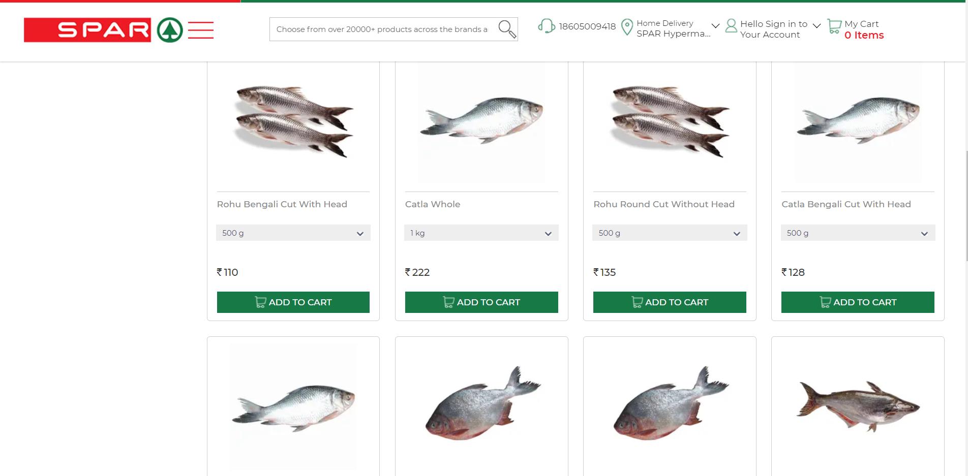 Buy Fresh Fish Online Grocery Shopping Delivery Online Grocery Shopping Buy Fish Online