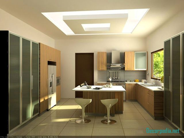 New pop ceiling designs for kitchen 2019, false ceiling ...