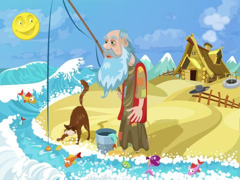 the tale of the fisherman and the fish pdf