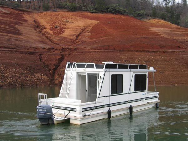 Shasta Lake Houseboat Sales - Houseboats for Sale | House boats in