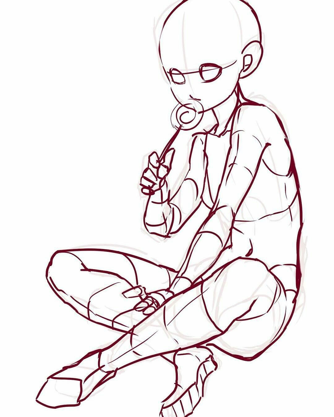 Lollipop lollipop oh lolly lolly lolly drawing poses sketch poses