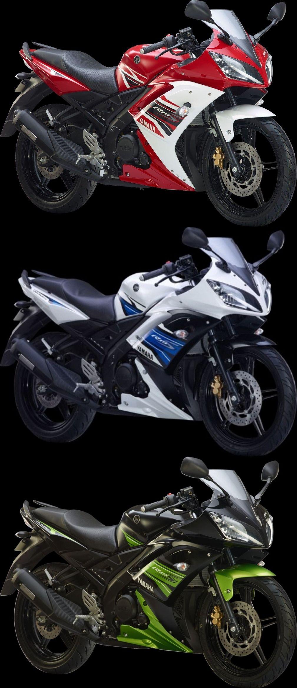 Biar Dikira Moge Yamaha R15 Dilengkapi Upside Down Warna Emas