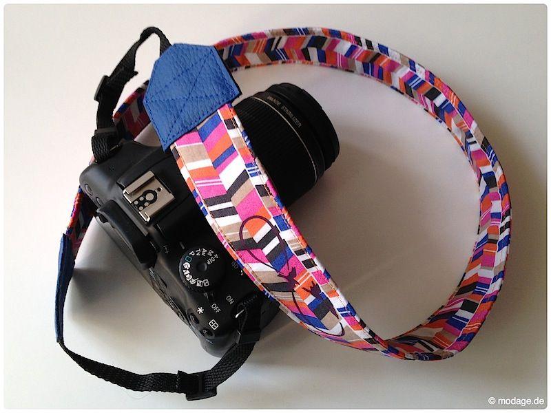 Mein neues Kameraband im Fly-Design! <3