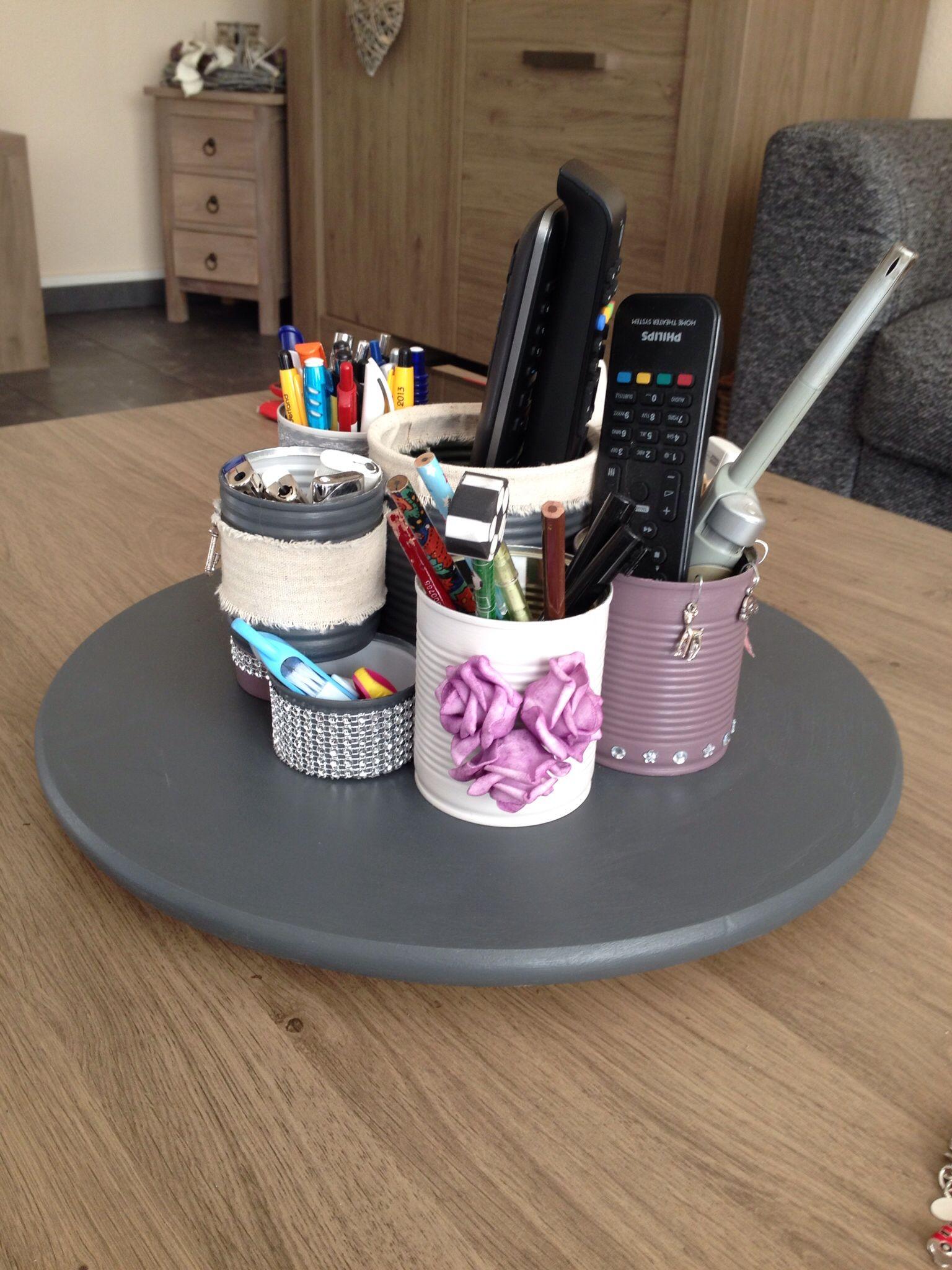 Draai Plateau Van Ikea Wordt Tafelorganizer Ikea Voor Het Huis Opruimen