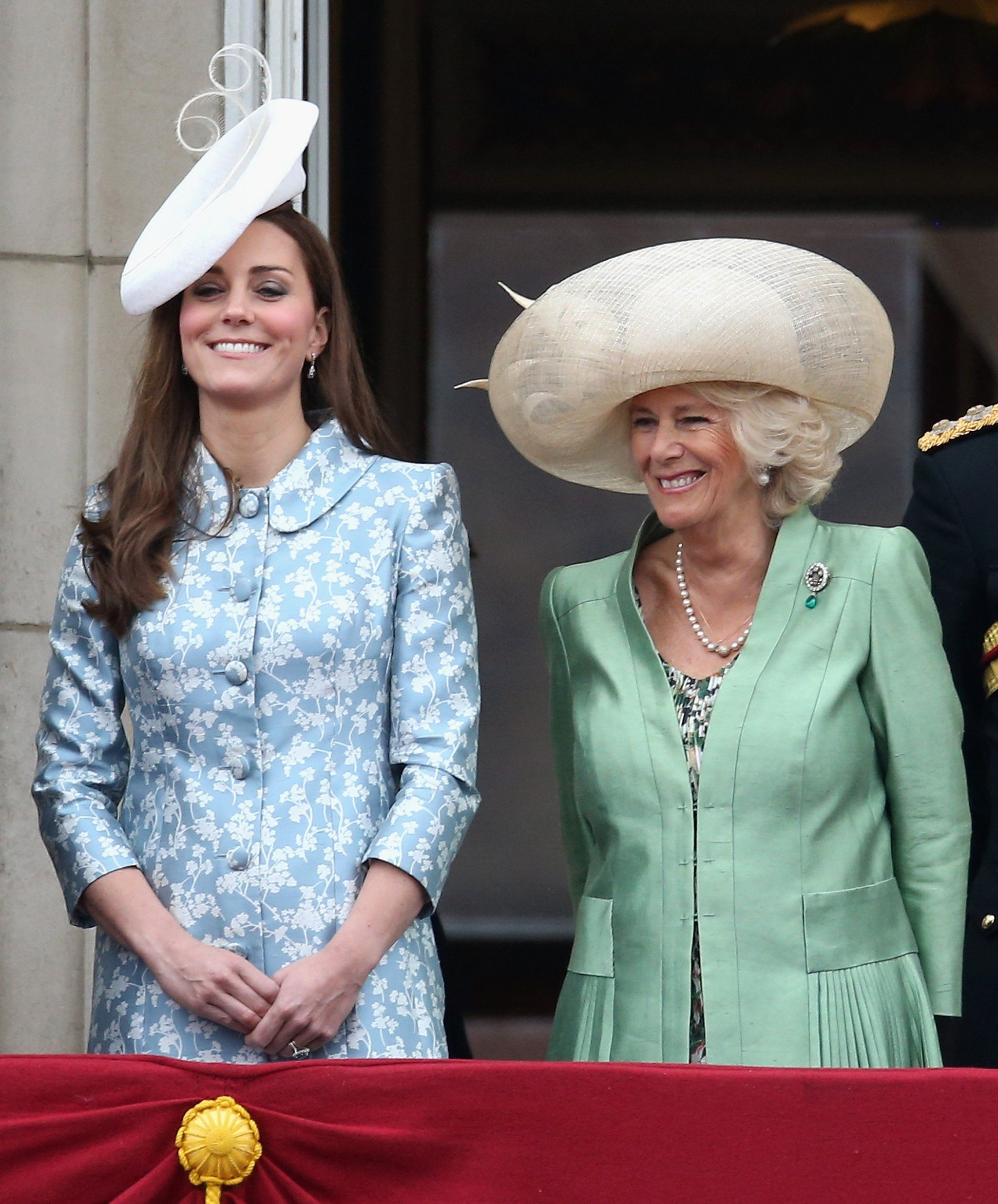15 Pictures That Prove Kate and Camilla Cannot Contain