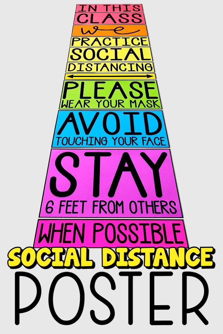My Math Resources Social Distancing Bulletin Board Poster Back To School 2020 Classroom Decor Video Video Social Studies Classroom Teacher Resources Classroom Borders