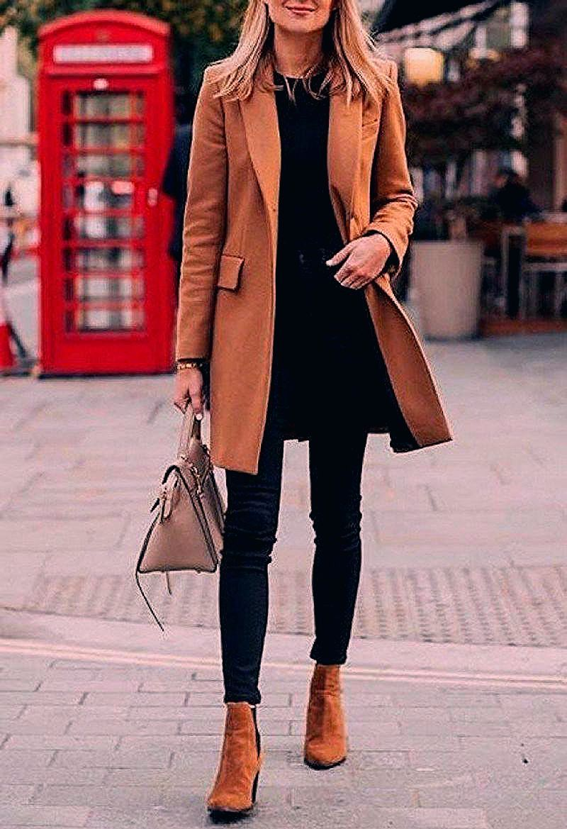 Photo of 45 Casual Women Work Outfits For Winter