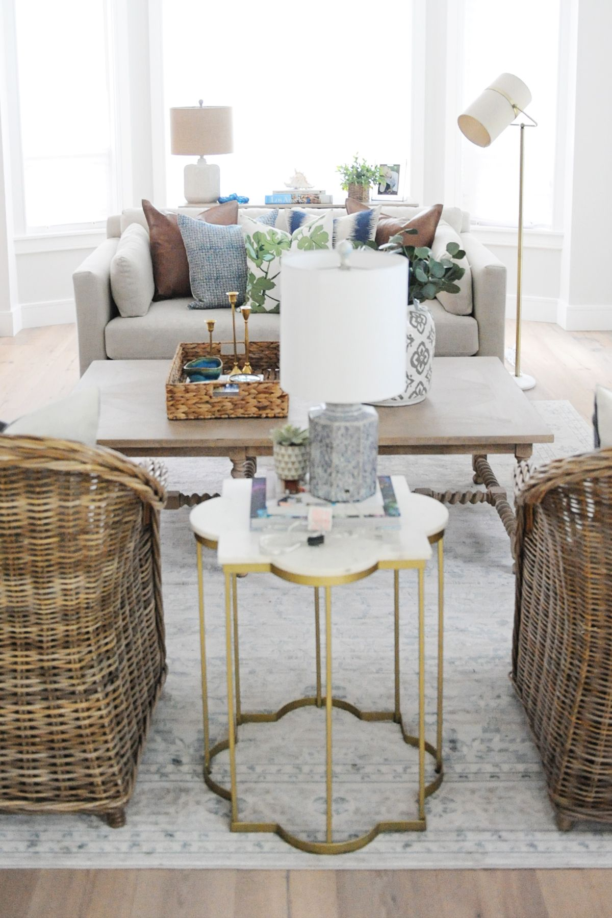 How to mix and match lighting in your home homegoods