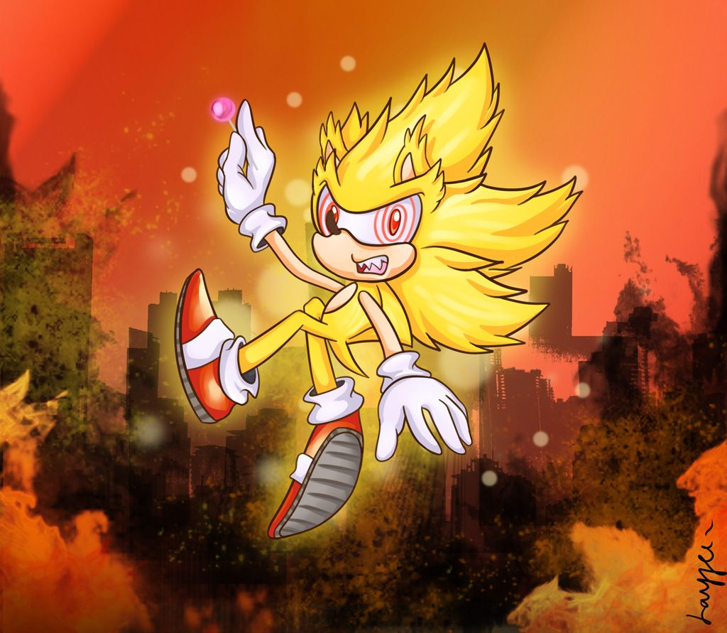 Fleetway Sketch Sonic And Amy Sonic The Hedgehog Sonic
