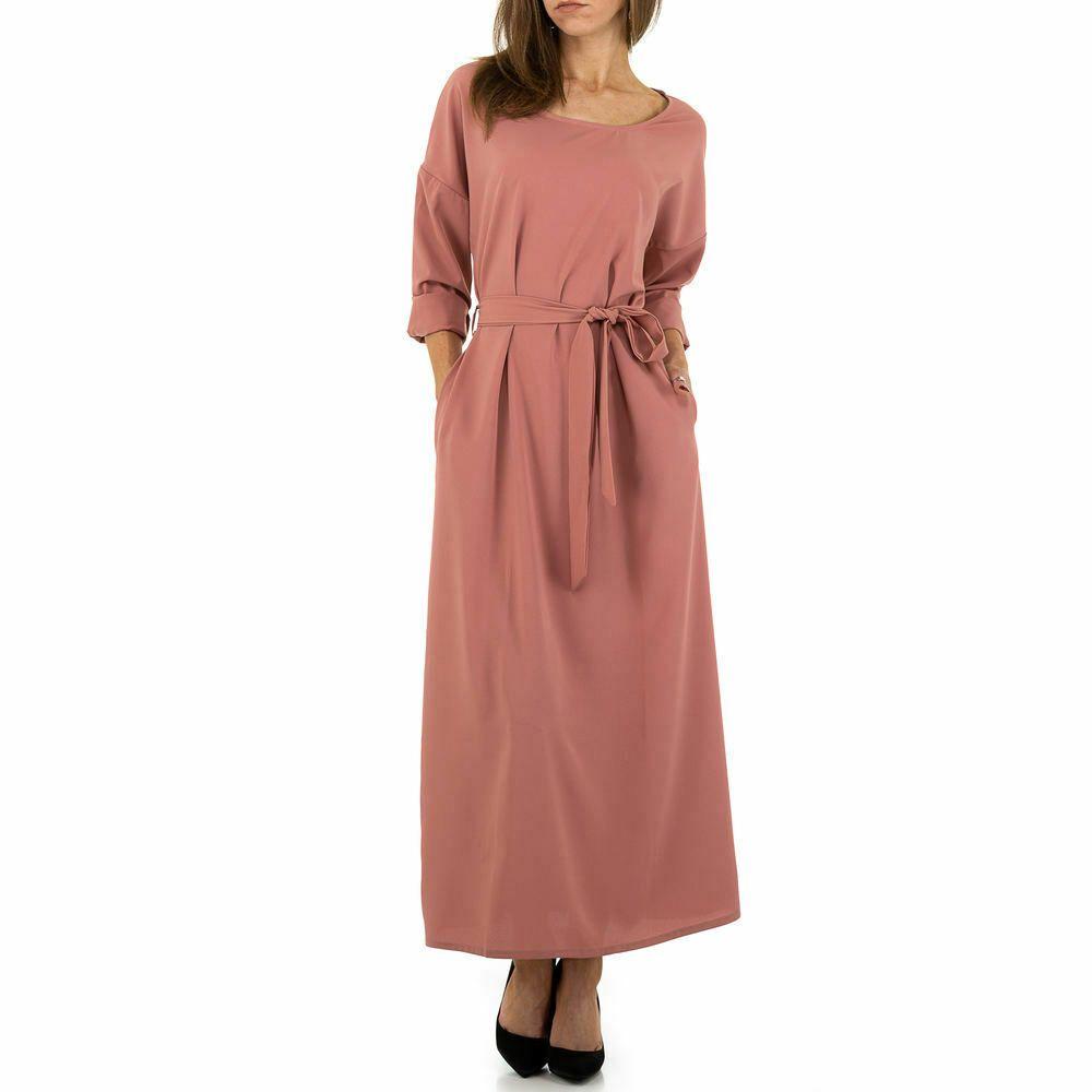Elegantes Maxi Damen Kleid S Altrosa 6044 In 2020 Kleider Fur Frauen Elegante Kleider Elegante Kleider Fur Hochzeit