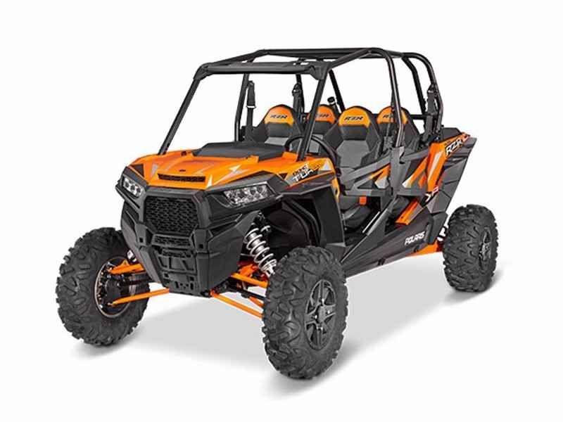 New 2016 Polaris RZR XP 4 Turbo EPS ATVs For Sale in ...