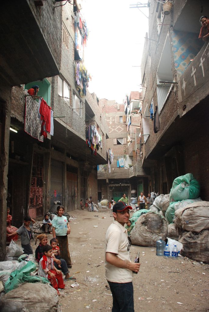 Garbage City Cairo Life In Egypt Cairo City