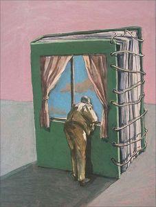 comme une fenêtre ouverte.