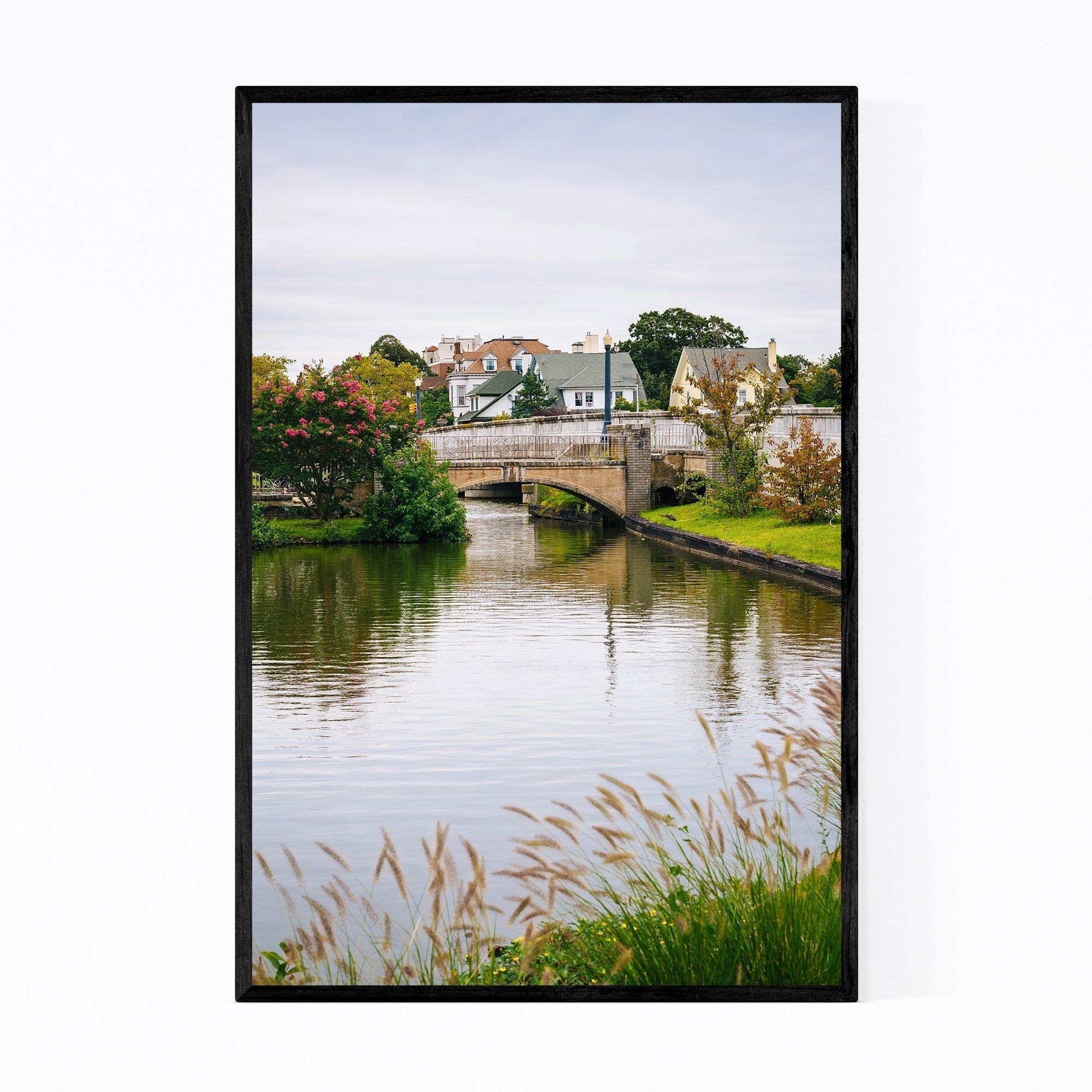 Noir gallery lake norman north carolina framed art print