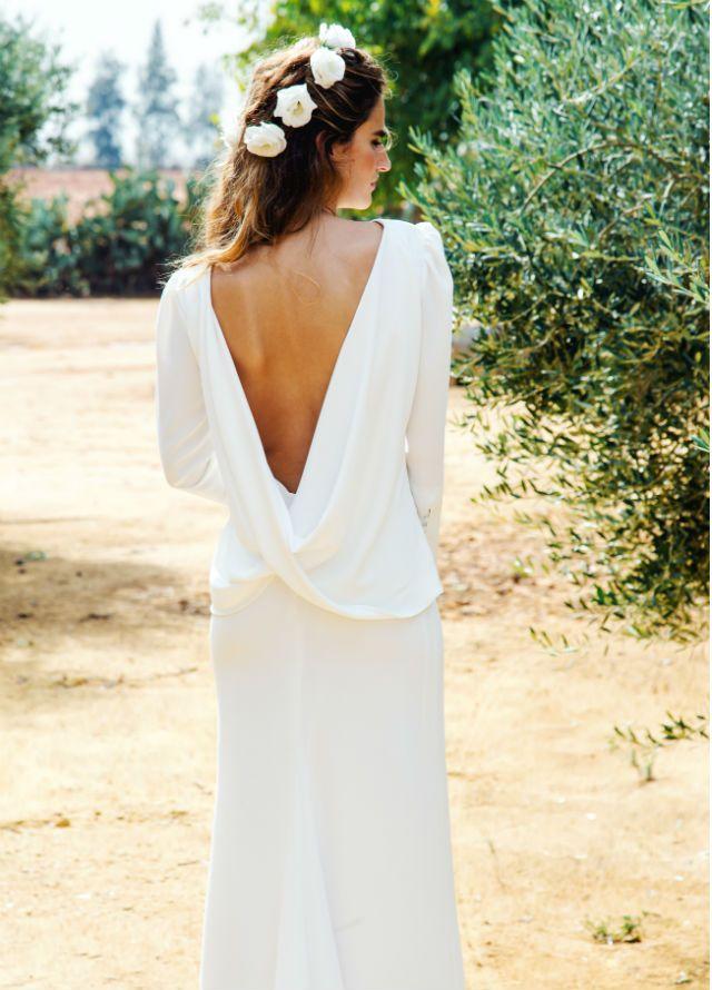 c02c572ac Guía de diseñadores de trajes de novia en Sevilla | Vestidos de ...