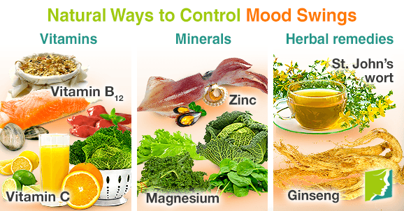 Natural Ways To Control Mood Swings 34 Menopause Symptoms