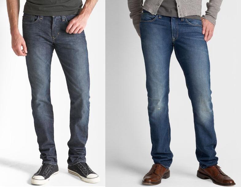 cbc78dfc92 Duo Levis skinny jeans