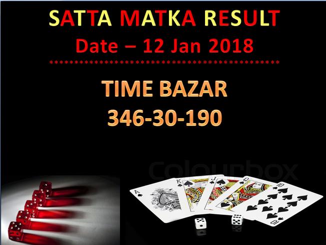 Pin By Satta King On Satta King 143 Is A Fastest Satta Matka Results