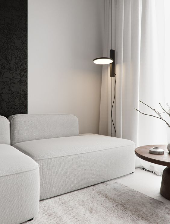 Pin di le minimalisme su — lumière | Casa minimalista ...