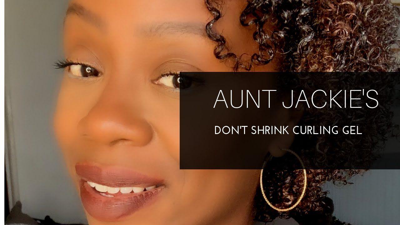 My Favorite Gel For Type 4 Hair! Aunt Jackie's Flaxseed