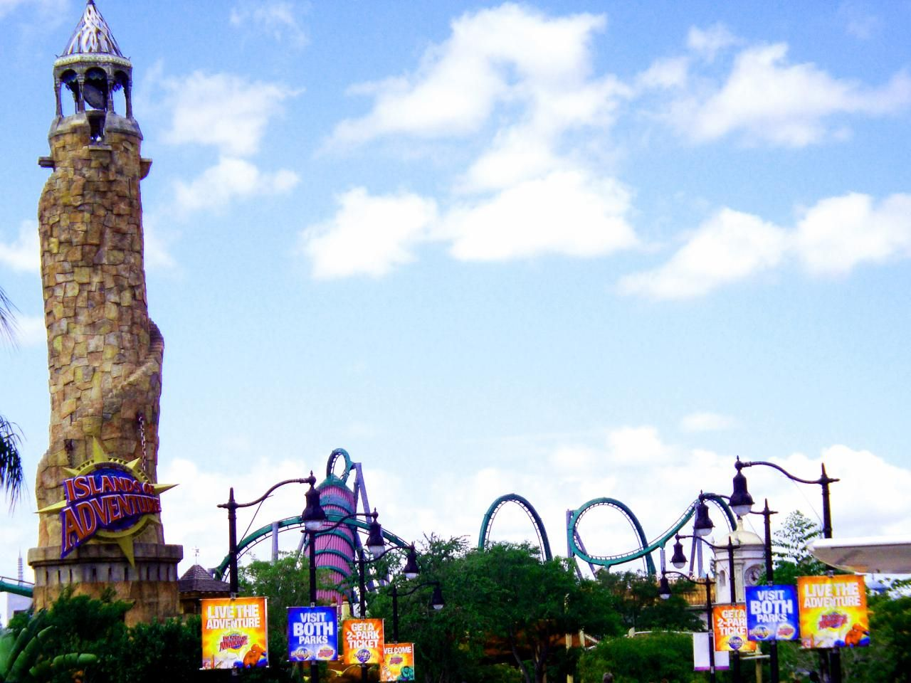 Universal's Islands of Adventure is the go-to place for those with a need for speed. Thrill seekers will especially enjoy Dr. Doom's Fearfall and the Incredible Hulk Coaster.