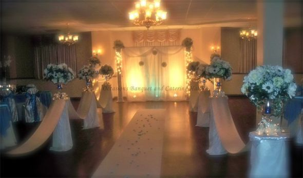 All In One Wedding Ceremony Reception Ceremony Reception In