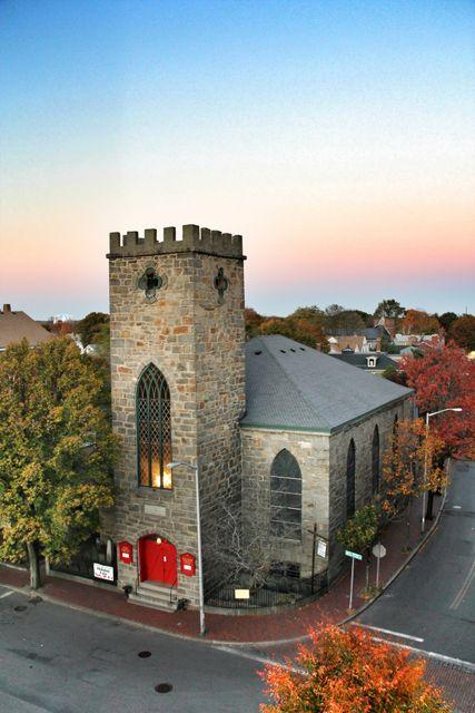 in salem massachusetts st peters episcopal church cool shot rh pinterest com