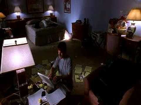 Great Scene From Jerry Maguire Where He Writes His Mission