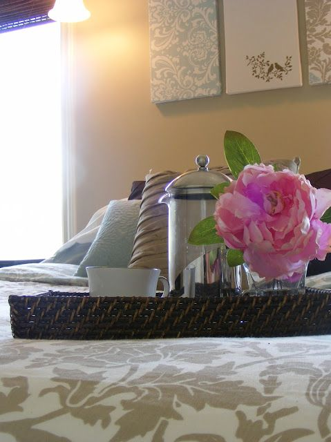 The Complete Guide to Imperfect Homemaking: {Home staging 101} Bedrooms