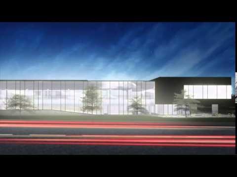 Architecture du Québec - Centre multifonctionnel de Saint-Apollinaire