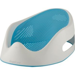 Buy Angelcare Soft Touch Bath Support White Amp Blue At
